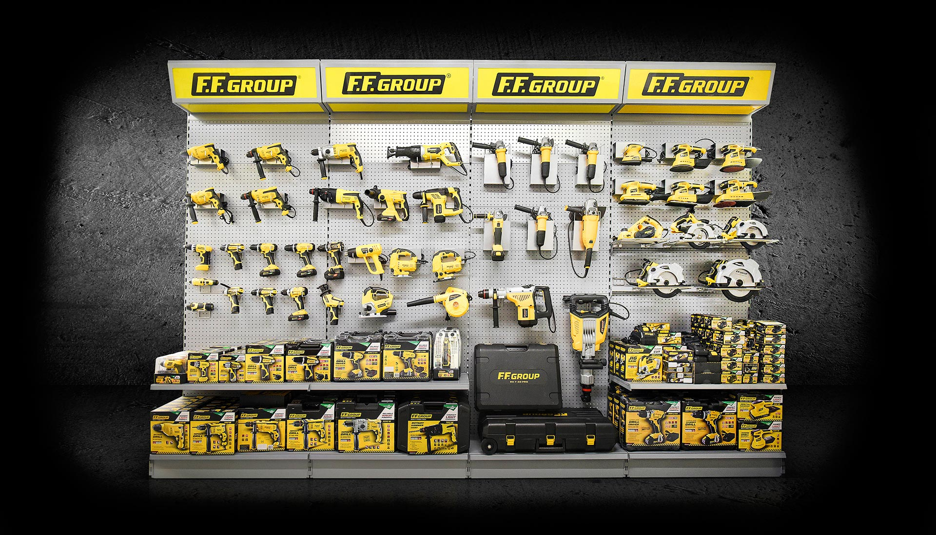 Power Tools Stand